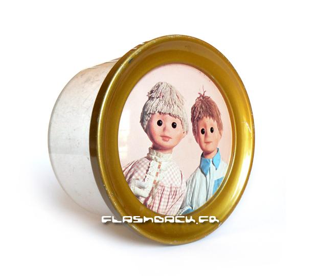 bonne nuit les petits boite bonbon nounours en plastique 1966. Black Bedroom Furniture Sets. Home Design Ideas
