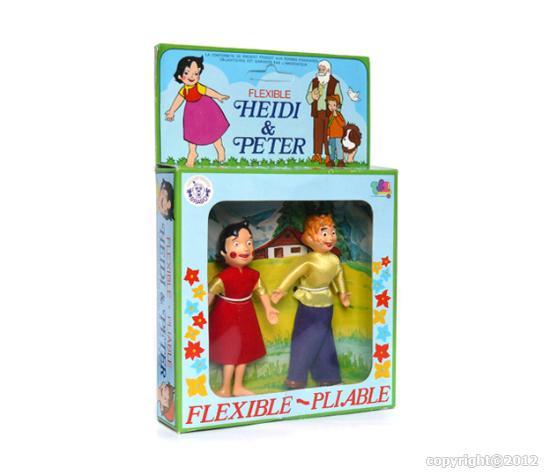 HEIDI, la petite fille des montagnes 1258313109heidi-bendable-nb1