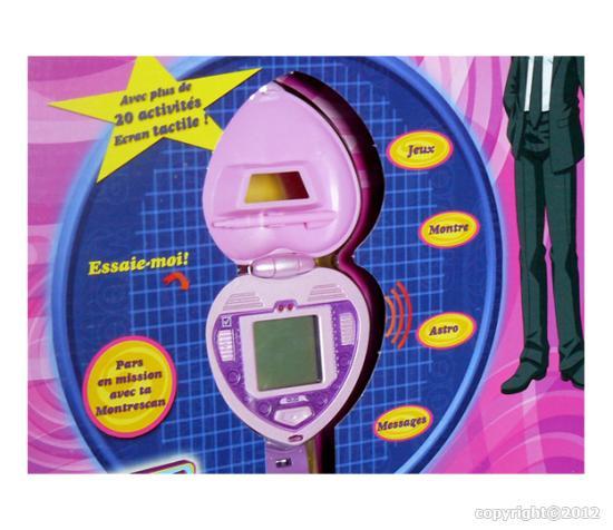 Set De Gadgets électroniques Neuf Boite 2008